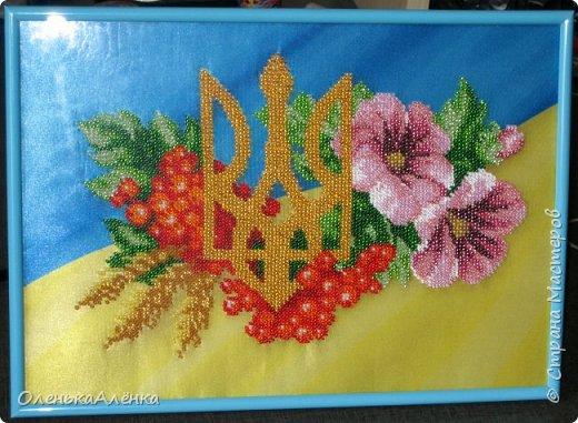 Картина в подарок любимой куме. фото 11