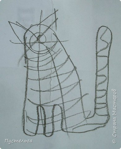 Игрушка Плетение Котики Бумага Трубочки бумажные фото 5