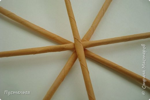 Игрушка Плетение Котики Бумага Трубочки бумажные фото 6