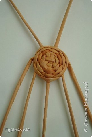 Игрушка Плетение Котики Бумага Трубочки бумажные фото 9