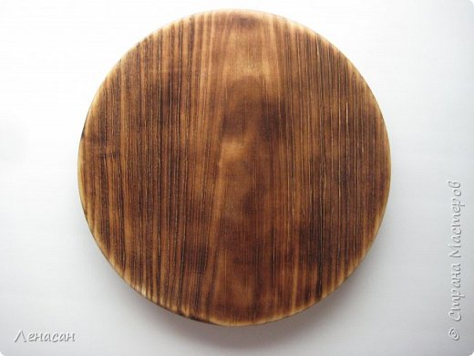 Декор предметов Мастер-класс Декупаж Лепка Ключница Берёза на сосне Дерево Пластика фото 2