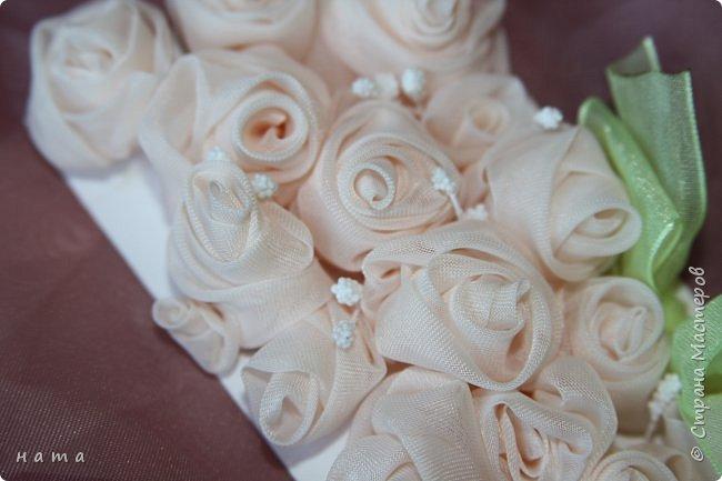 На свадьбу сотворился комплектик: Магнит на холодильник Коробочка с подложкой из роз Открыточка в коробочке футляр для денежки фото 8