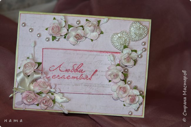 На свадьбу сотворился комплектик: Магнит на холодильник Коробочка с подложкой из роз Открыточка в коробочке футляр для денежки фото 11