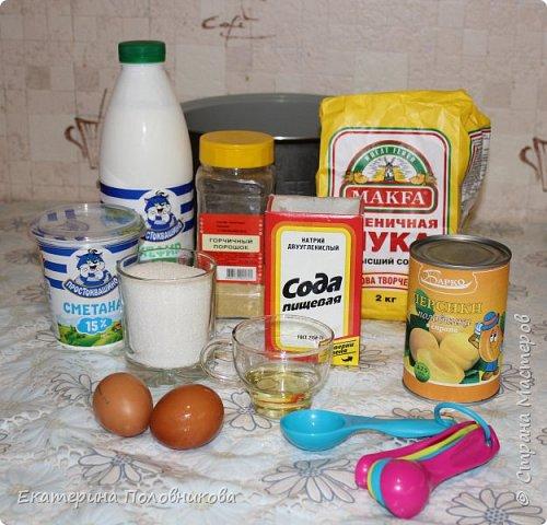 Кулинария Мастер-класс Горчичный торт в мультиварке Продукты пищевые фото 2