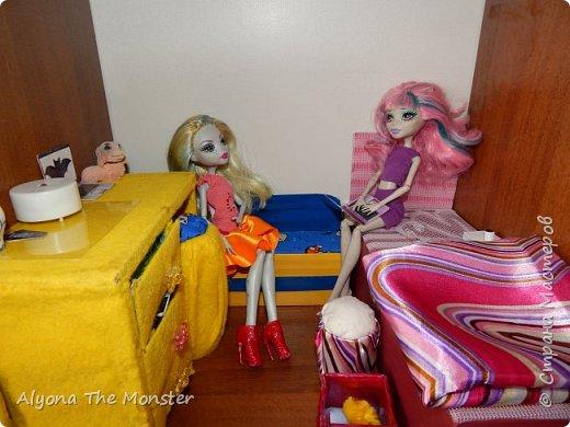 Привет. Сегодня я покажу вам комнату Рошели и Лагуны. фото 1