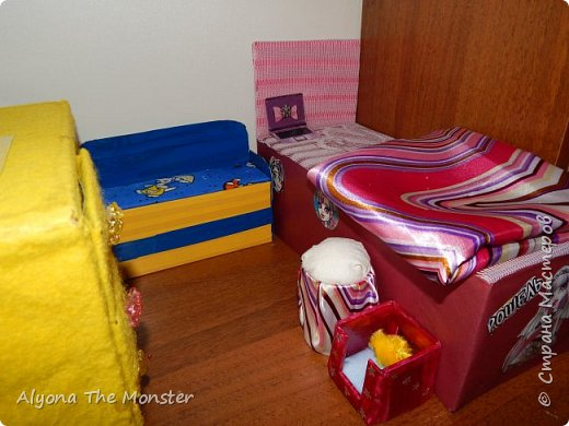 Привет. Сегодня я покажу вам комнату Рошели и Лагуны. фото 12
