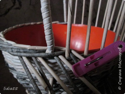 ручка для корзины фото 16