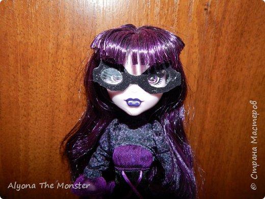 Привет! Сегодня я расскажу вам, ка сделать очки для кукол. фото 11