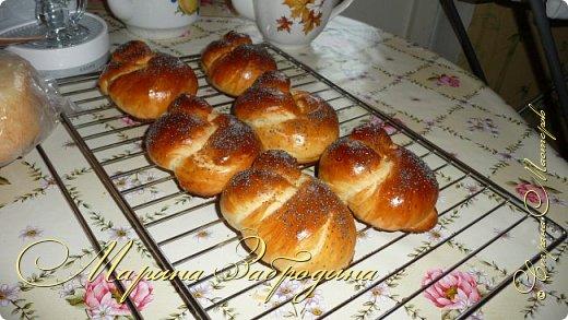 Сегодня я хочу предложить вашему вниманию булочки к завтраку. Очень вкусные, сладкие и нежные фото 10