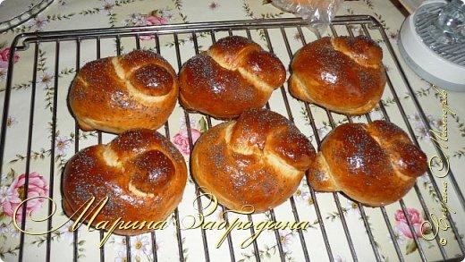 Сегодня я хочу предложить вашему вниманию булочки к завтраку. Очень вкусные, сладкие и нежные фото 11