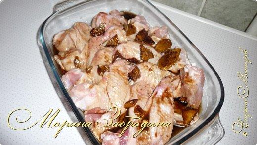 Кулинария Мастер-класс Рецепт кулинарный Куриные крылышки в соево-имбирном маринаде с апельсином Продукты пищевые фото 6