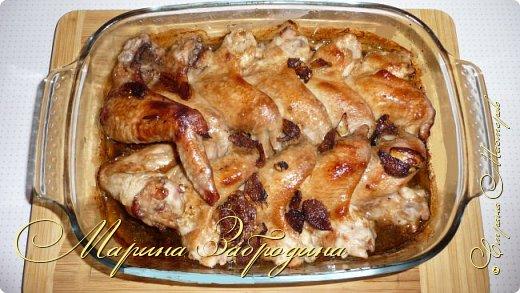 Кулинария Мастер-класс Рецепт кулинарный Куриные крылышки в соево-имбирном маринаде с апельсином Продукты пищевые фото 7