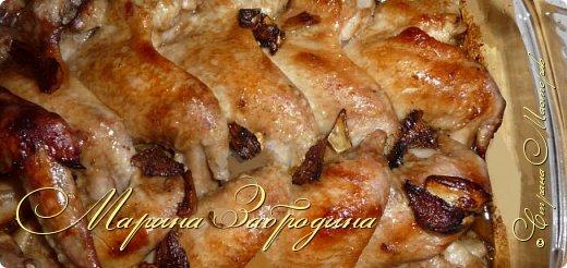 Кулинария Мастер-класс Рецепт кулинарный Куриные крылышки в соево-имбирном маринаде с апельсином Продукты пищевые фото 8