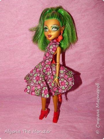 Привет! Сегодня я покажу самодельную одежду моих кукол. фото 2