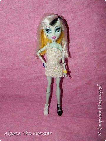 Привет! Сегодня я покажу самодельную одежду моих кукол. фото 3