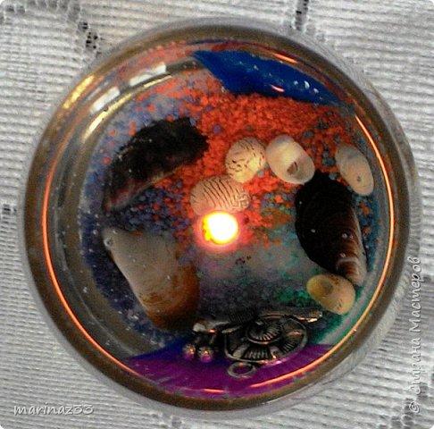 """Добрый вечер!!! Вот и я """"загорелась"""" гелевыми свечами! Насмотрелась на работы наших МАСТЕРОВ, особенно понравились свечи Ольги (figar), такие они красивучие.... И вот первые """"блины"""" :-)) фото 14"""