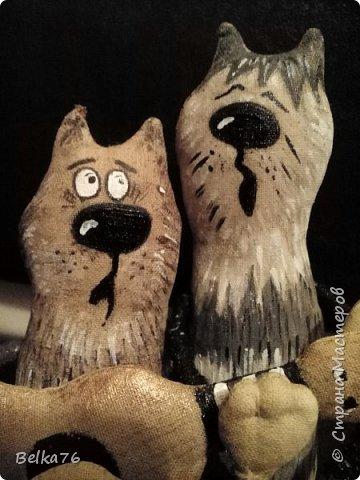 Котейки сшиты  на заказ. Поедут жить в Бельгию. фото 3