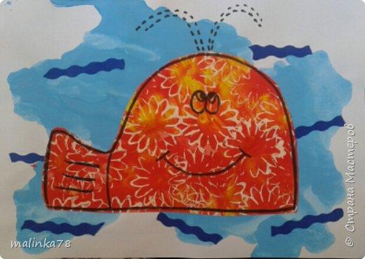 Веселый кит фото 1