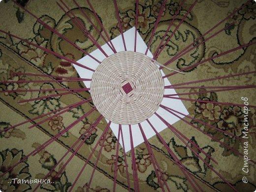 Хочу поделиться своим плетением юрты. Очень здорова пойдёт для оформления подарка ко дню свадьбы. фото 2