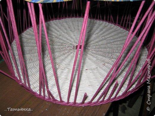 Хочу поделиться своим плетением юрты. Очень здорова пойдёт для оформления подарка ко дню свадьбы. фото 5