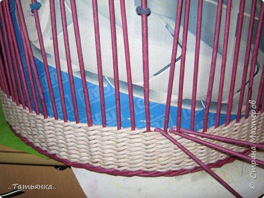 Хочу поделиться своим плетением юрты. Очень здорова пойдёт для оформления подарка ко дню свадьбы. фото 7