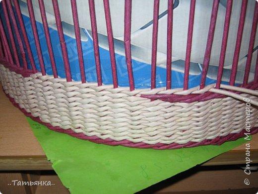 Хочу поделиться своим плетением юрты. Очень здорова пойдёт для оформления подарка ко дню свадьбы. фото 8