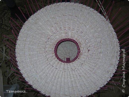 Хочу поделиться своим плетением юрты. Очень здорова пойдёт для оформления подарка ко дню свадьбы. фото 16