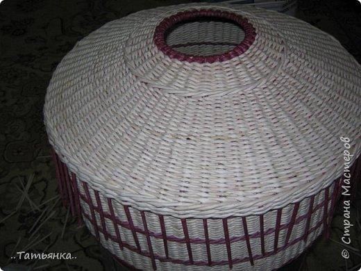 Хочу поделиться своим плетением юрты. Очень здорова пойдёт для оформления подарка ко дню свадьбы. фото 17