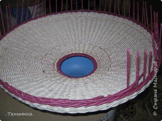 Хочу поделиться своим плетением юрты. Очень здорова пойдёт для оформления подарка ко дню свадьбы. фото 18