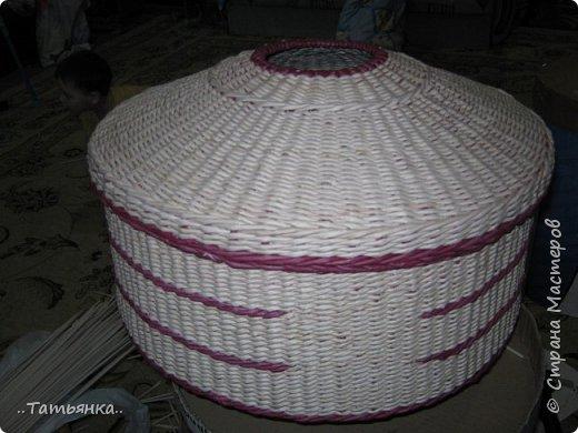 Хочу поделиться своим плетением юрты. Очень здорова пойдёт для оформления подарка ко дню свадьбы. фото 20