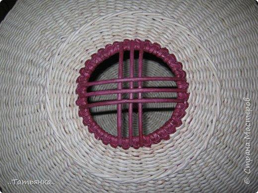 Хочу поделиться своим плетением юрты. Очень здорова пойдёт для оформления подарка ко дню свадьбы. фото 21
