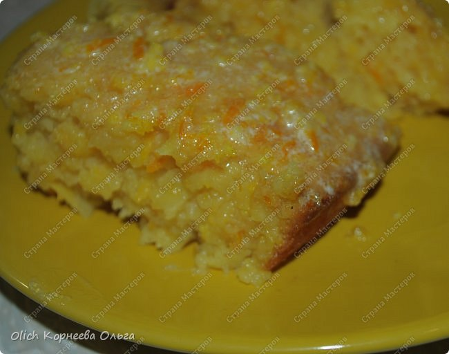 Кулинария Мастер-класс Рецепт кулинарный Апельсиновый пирог Продукты пищевые фото 1