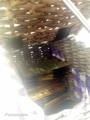 Вот чайный домик и доделался )))) Спасибо Любовь Паншина за отличную идею, я в Ваш домик влюбилась сразу ))))))) фото 15