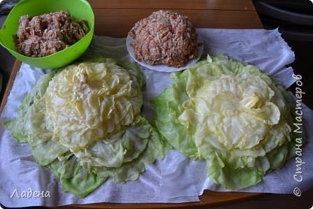 Кулинария Мастер-класс Рецепт кулинарный Капуста фаршированная Продукты пищевые фото 11