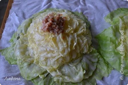 Кулинария Мастер-класс Рецепт кулинарный Капуста фаршированная Продукты пищевые фото 12