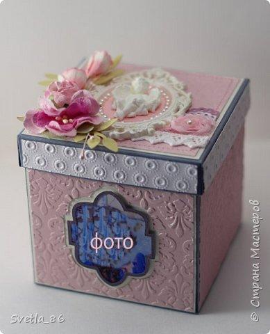 Всем доброго времени суток. Я с очередным Magic Box на День рождения.  фото 1