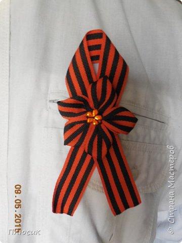 Георгиевская ленточка — символ воинской славы, отваги, мужества. Мы помним подвиг нашего народа в Великой Отечественной войне.  фото 2