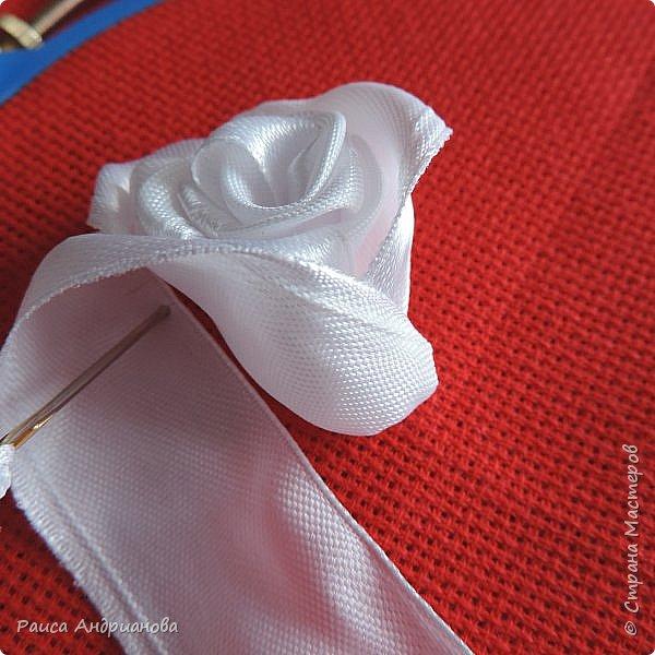 Обещанный МК по созданию объемной розы. Сделала в двух частях, т.к. фотографий много. фото 14