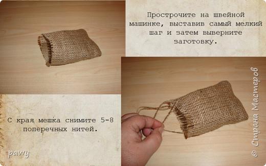Кукольная жизнь Моделирование конструирование Аля керамический мешочек своими руками из доступных материалов Мешковина Соль фото 3
