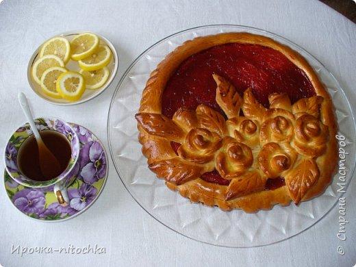 Кулинария Мастер-класс Рецепт кулинарный Формуем пирог с повидлом Продукты пищевые фото 1
