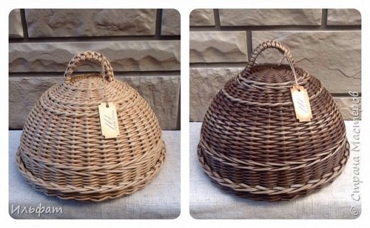 Тарелки панно диаметр 38-40 см глубина 6-7 см фото 4