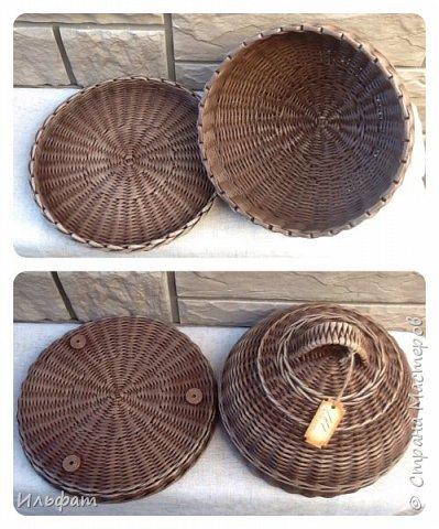Тарелки панно диаметр 38-40 см глубина 6-7 см фото 5