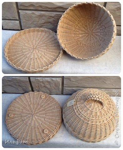 Тарелки панно диаметр 38-40 см глубина 6-7 см фото 6