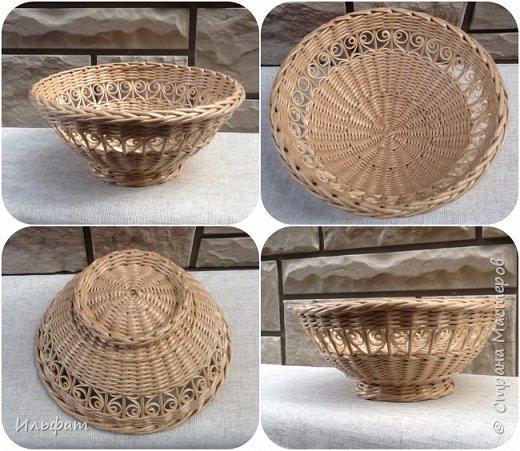 Тарелки панно диаметр 38-40 см глубина 6-7 см фото 7