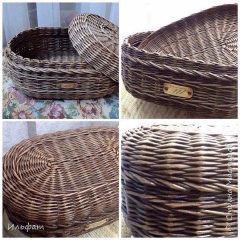 Тарелки панно диаметр 38-40 см глубина 6-7 см фото 8