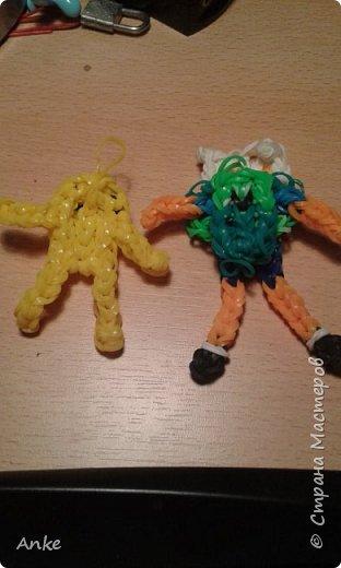 Плетение резиночек