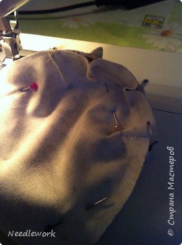 Как и обещала, мастер-класс по сплюшке. Она не много отличается от предыдущей, но суть та же, видоизменяйте ушки, и получатся овечки, зайчики, кошки, лягушата и прочие и прочие))))) фото 23