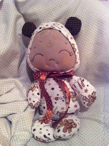 Куклы Мастер-класс Шитьё Сплюшка Мастер-класс Ткань фото 31