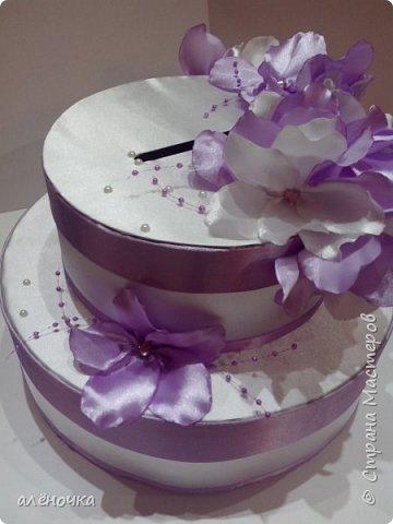 Торт-коробка фото 2