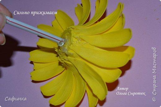 Приветик Всем, мои дорогие ...И снова с Вами, я Ольга Сыротюк...Решила создать продолжение Мк по гербере... Итак, по просьбам моих читательниц, сегодня мы с Вами будем делать стебель с листвой для герберы... В данном Мк вы узнаете... 1.Один из способов ..формирования  стебля.... 2.Научитесь Правильно обрабатывать листья.... 3.Тонировать... 4.Узнаете подробности сборки стебля с листвой герберы... 5.Выкройки шаблонов листа и подклейки прилагаются... И так, вдохновились? Есть желание по творить? Предлагаю присоединится.....  фото 7